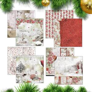 kit scrapbooking complet