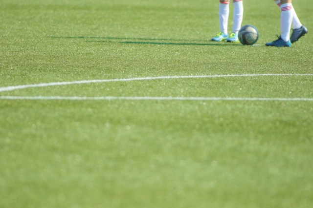 サッカーキックオフ
