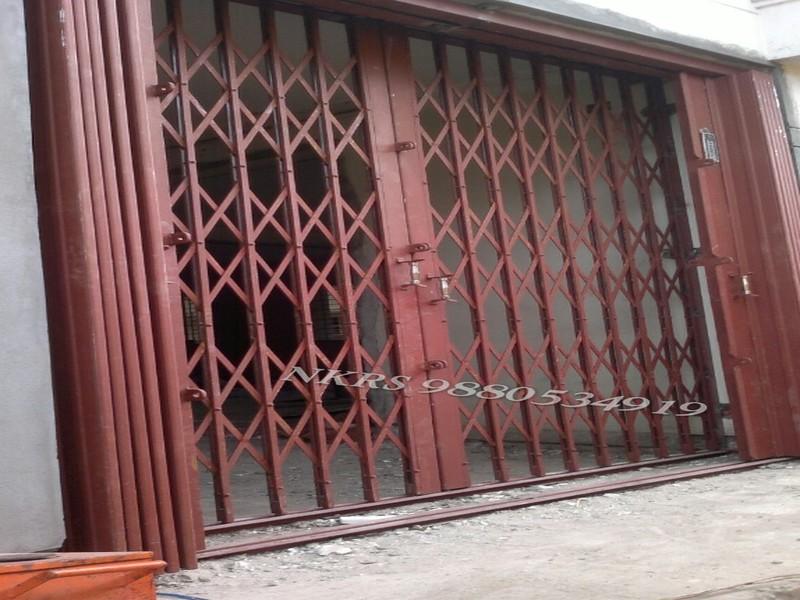 Collapsible Gate Top Ball Bearing  New Karnataka Rolling