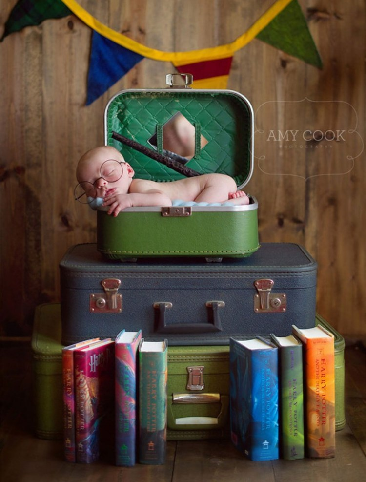 Baby-Kostüm-Harry-Potter