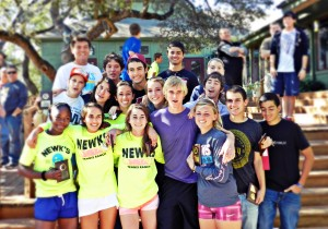 Newks Tennis Camp Chooses Euro Touring Team