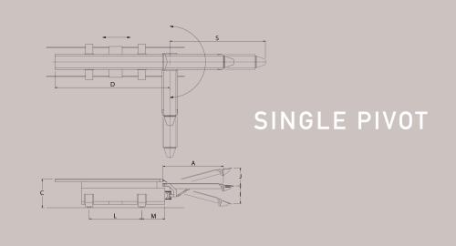 small resolution of single pivoting railcar loader diagram