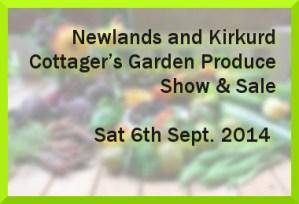Newlands & Kirkurd Cottager's Produce Show
