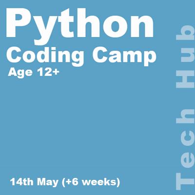 Python Coding Camp logo