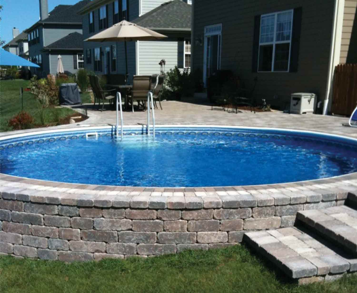 Above Ground Pool Wayne MI  InGround Pools Wayne MI