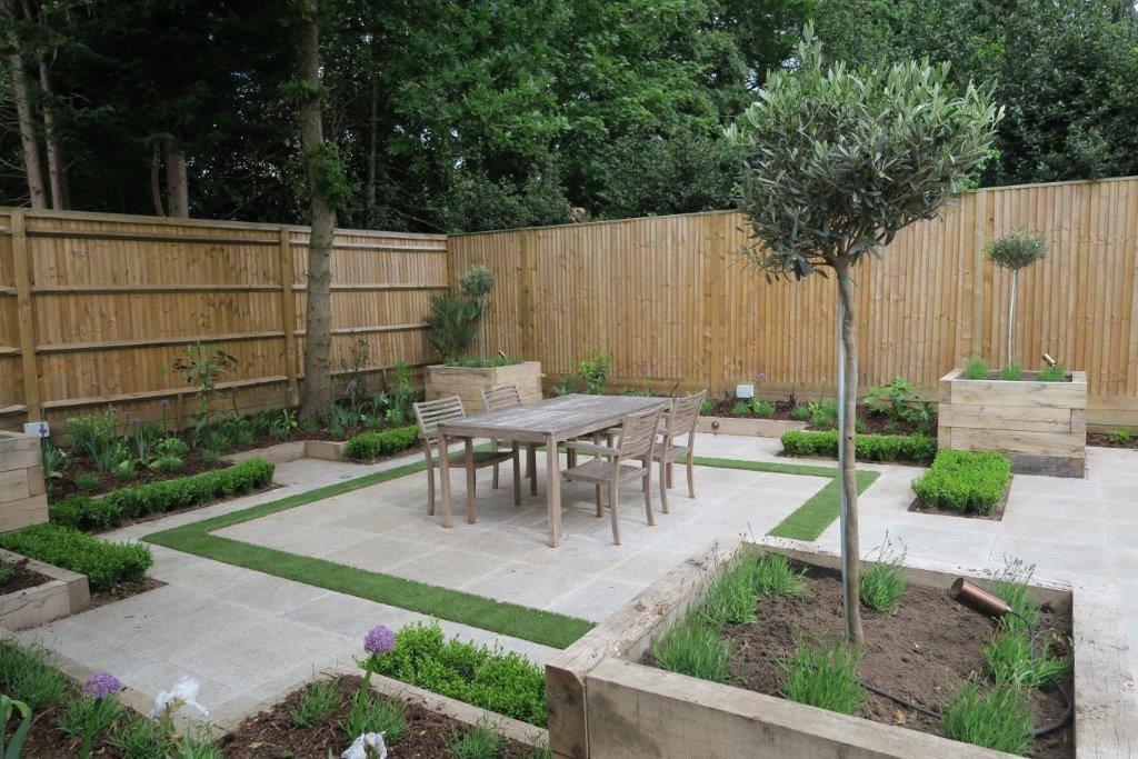 Landscape Gardening Small Gardens