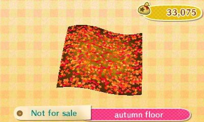 Autumn Floor New Leaf HQ 7