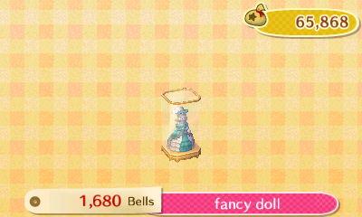Fancy Doll New Leaf HQ 7