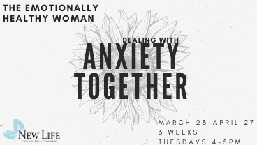 Copy of Copy of Dealing with anxiety together- womens group