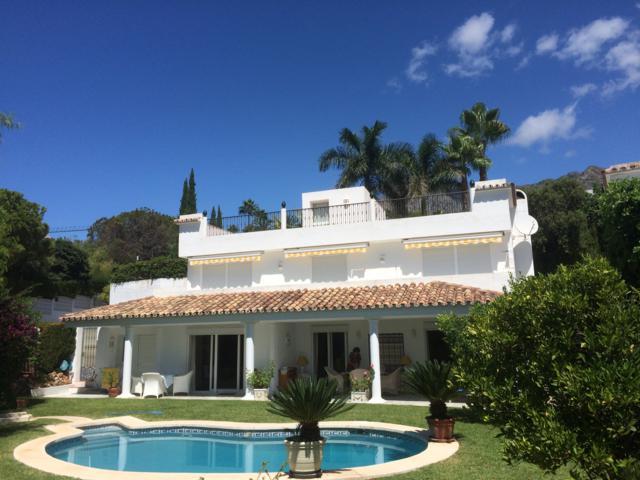Villa Marbella ALTOS REALES private urbanization