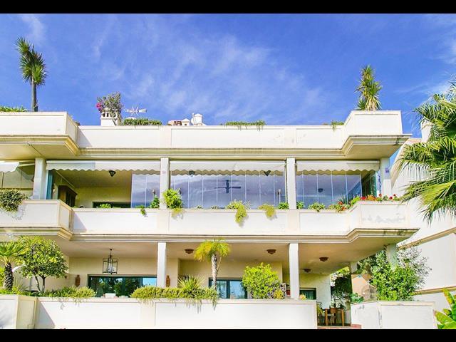 Luxury Lomas Marbella Club 4 beds apartment