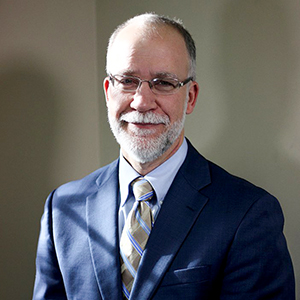 Pastor Paul Browne