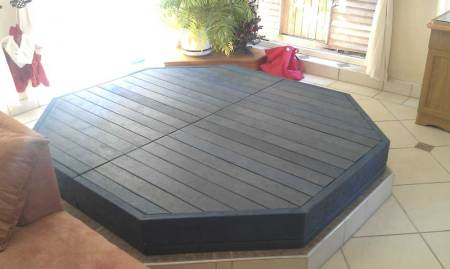 Jacuzzi Cover