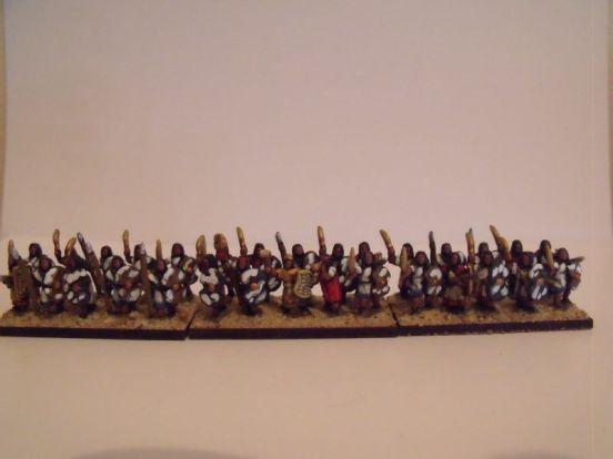 Hittite Infantry