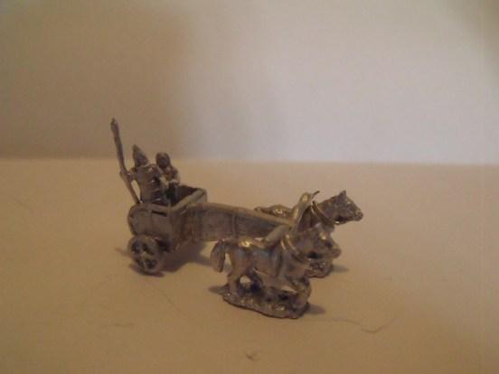 Mycenean Chariots