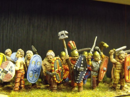 Celtic Warband
