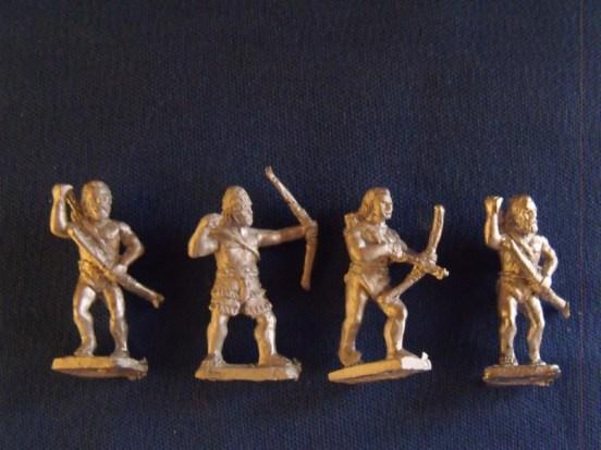 Mycenean Archers