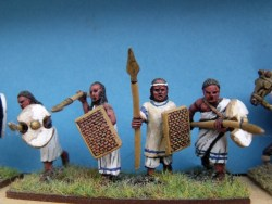 Hittite Spearmen Advancing