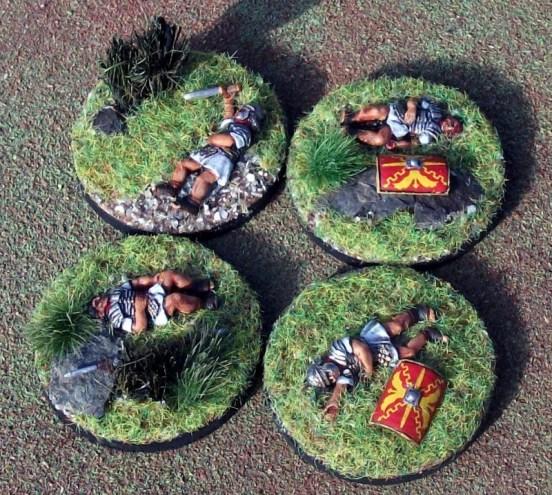 Imperial Roman Casualties