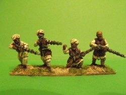 Afghans Skirmishing II
