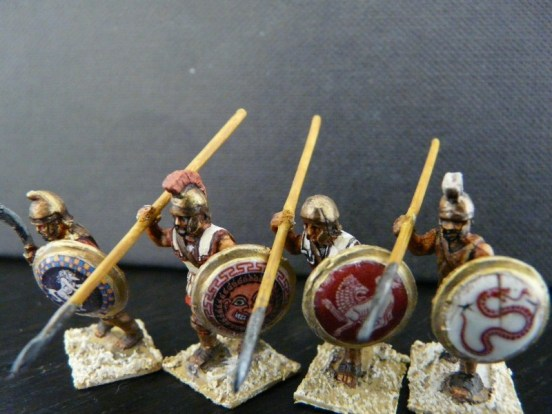 Mercenary Hoplites II