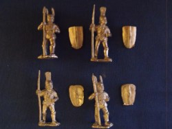Samnite Spearman Standing