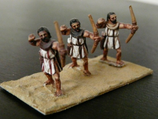 Maccabean Archers