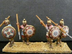 Macedonian Hypastpist Advancing