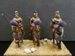 Seluecid Companian Cavalry