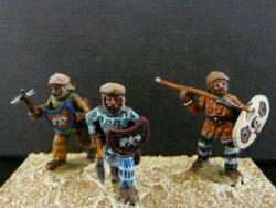 Persian Infantry in Median Dress