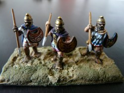 Thracian Infantry