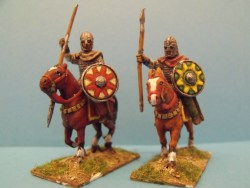 Early Saxon /Arthurian Cavalry