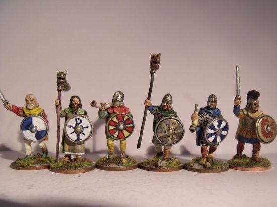 Arthurian Warriors