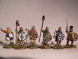 Arthurian Warriors