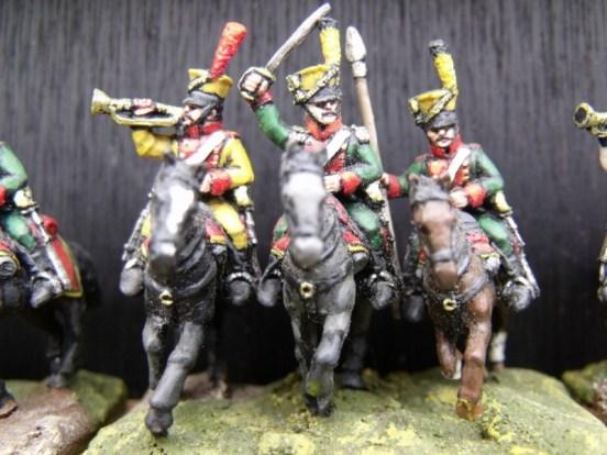 Austrian Uhlan Command