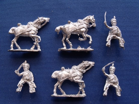Hussars Charging