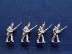 Light Infantry Advancing