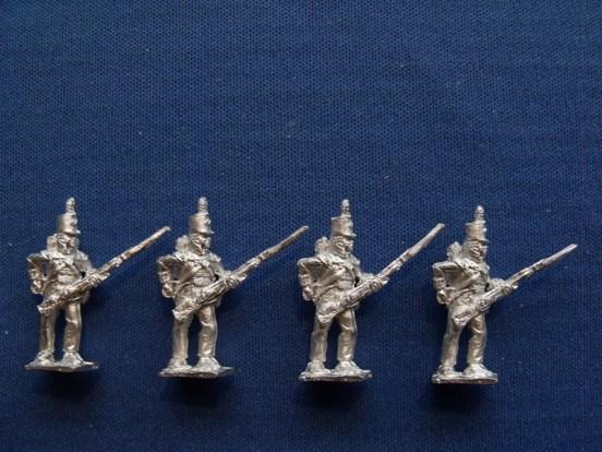 Light Infantry Loading