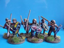 Celtic Spearmen