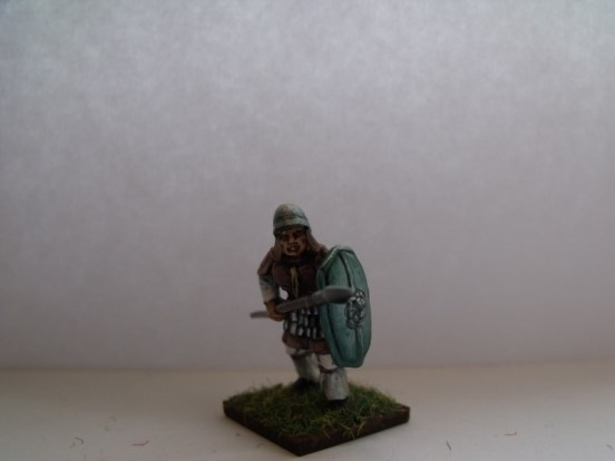 Tang Armoured Spearman