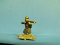 Dwarf - Standing, Firing Crossbow