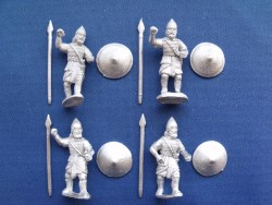 Assyrian Guards Advancing