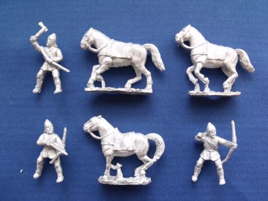 Cimmerian Horse Archers