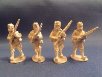British Infantry Glengarry Advancing (4)
