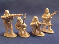 Gurkhas Skirmishing (4)
