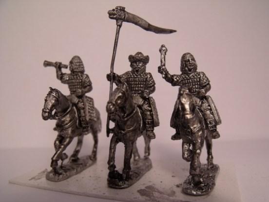 Hunnic Heavy Cavalry Command