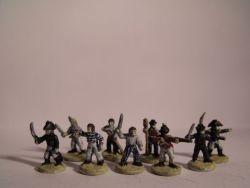 Napoleonic Naval Crew I