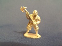 Barbary Pirate with 2-Handed Axe
