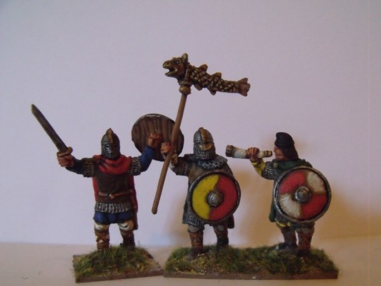 Early Saxon Command