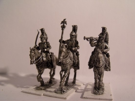 French Dragoon Command 1798